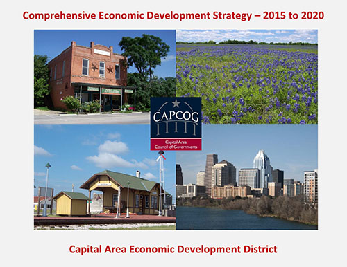 Click to read the Comprehensive Economic Development Strategy 2015 - 2020, 2018 update