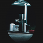 A gas pump, click to read the full story.