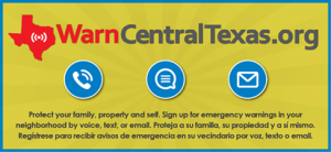 Click to visit Warn Central Texas