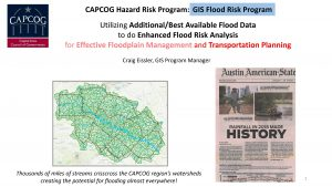 Click to read the CAPCOG Hazard Rick Program Presentation