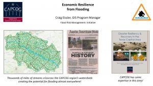 Click to read the Economic Resilience from Flooding Presentation
